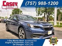 New 2020 Subaru Legacy Premium Sedan in Newport News, VA