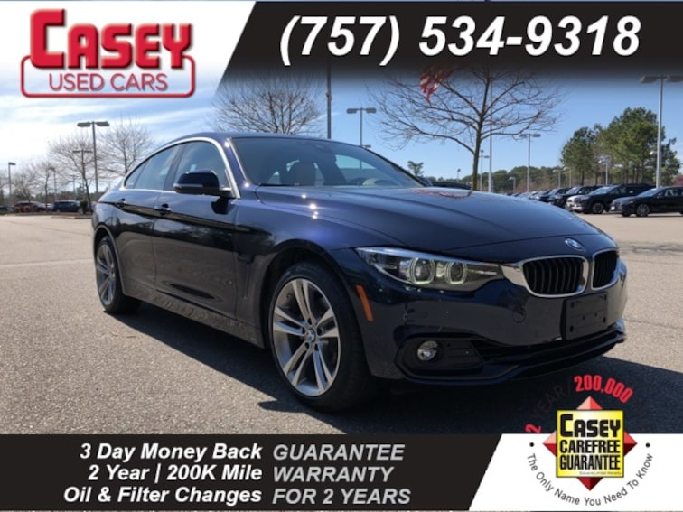 Used 2019 BMW 430i xDrive Gran Coupe Norfolk Area