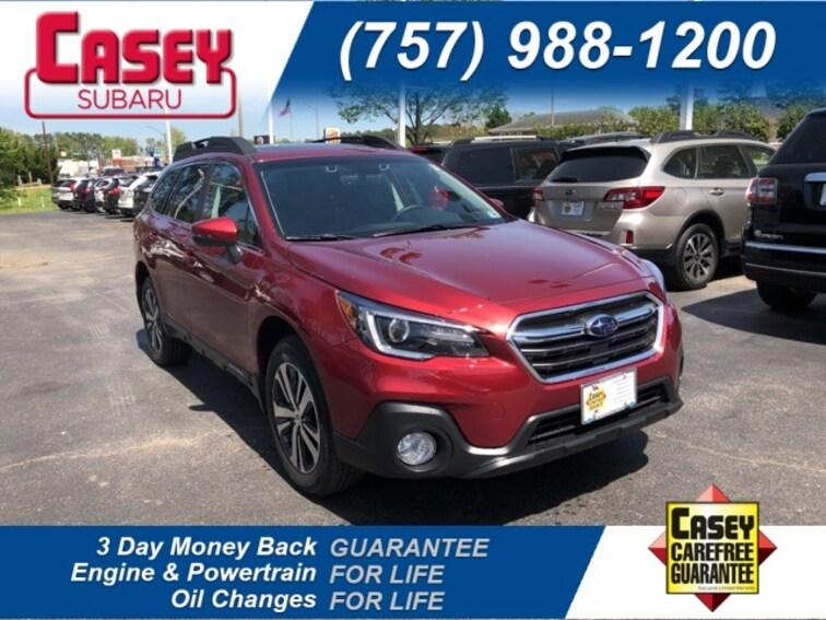 New 2019 Subaru Outback 2.5i Limited SUV Norfolk Area
