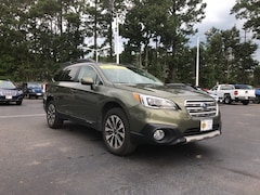 Certified Pre-Owned 2017 Subaru Outback 2.5i Limited with SUV IK30101 in Newport News, VA