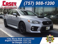 New 2019 Subaru WRX Premium (M6) Sedan IK1046 in Newport News, VA