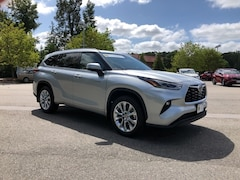 2020 Toyota Highlander Hybrid Limited SUV