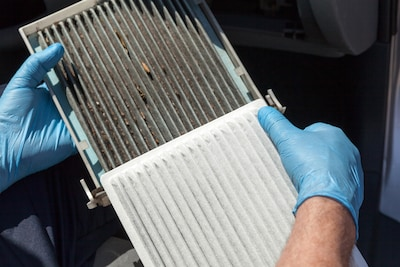 OFF Air Filters – cabin, engine and fuel