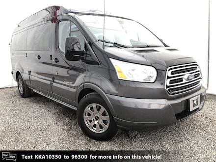 2019 Ford Transit Vanwagon Explorer Conversion Package Passenger Van