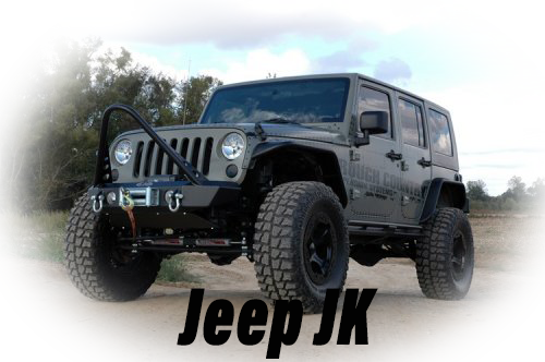 Suspension Lift Kits, Body Lifts, Leveling Kit, 4x4, Jeep