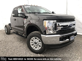 2019 Ford F-350 XLT Cab/Chassis