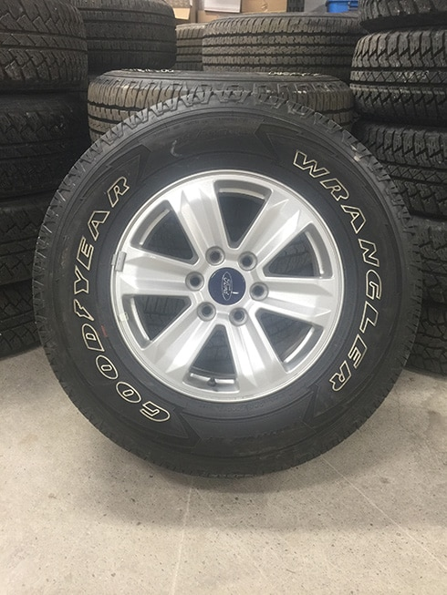 Low Prices On Slightly Used Tires Caskinette Ford