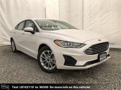 New 2020 Ford Fusion SE Sedan in Carthage, NY