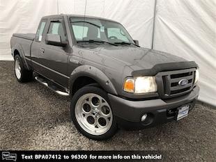 2011 Ford Ranger Sport Truck