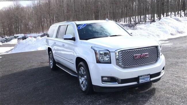 Used 2017 GMC Yukon XL For Sale | Carthage NY  A short drive