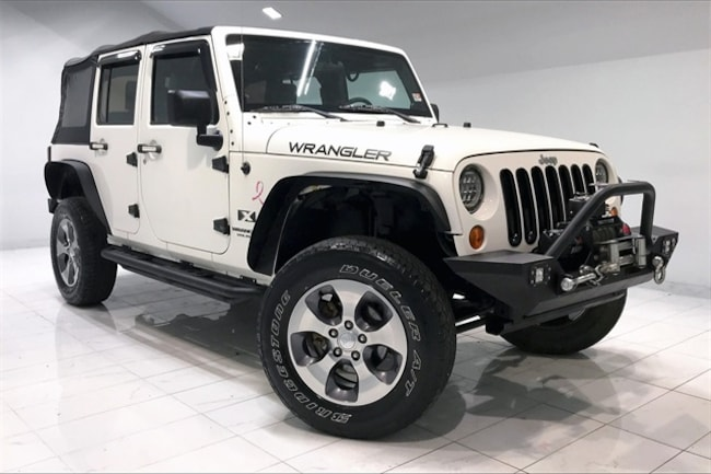 Used vehicle 2007 Jeep Wrangler Unlimited X SUV for sale near you in Stafford, VA