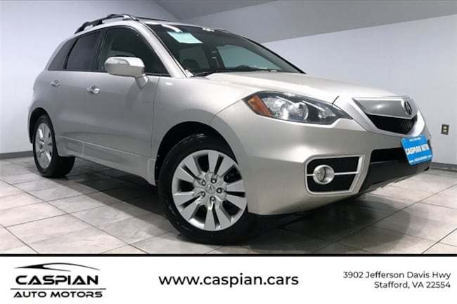 Used vehicle 2010 Acura RDX Base SUV for sale near you in Stafford, VA