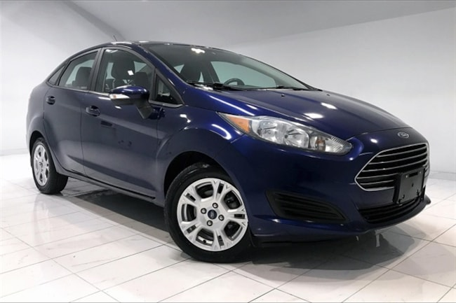 Used vehicle 2016 Ford Fiesta SE Sedan for sale near you in Stafford, VA