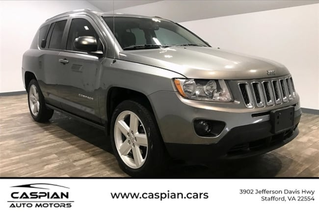 Used vehicle 2013 Jeep Compass Limited SUV for sale near you in Stafford, VA