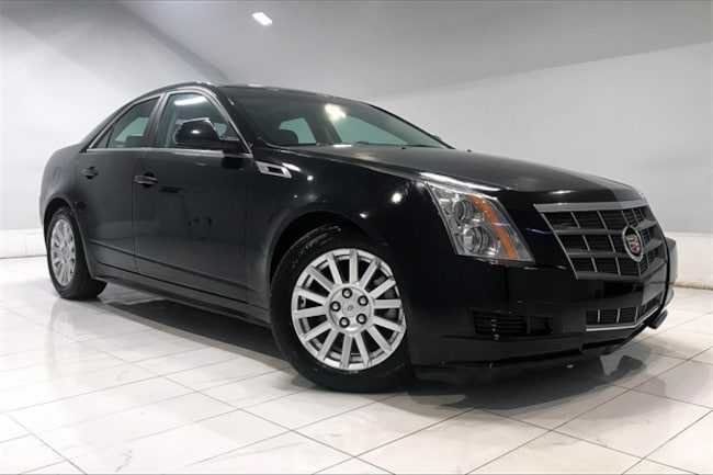 Used vehicle 2011 Cadillac CTS Luxury Sedan for sale near you in Stafford, VA