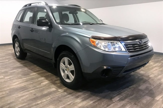 Used vehicle 2010 Subaru Forester 2.5X SUV for sale near you in Stafford, VA