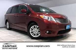 2015 Toyota Sienna Limited Minivan/Van