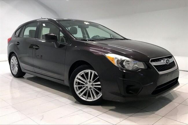 Used vehicle 2012 Subaru Impreza 2.0i Premium Hatchback for sale near you in Stafford, VA
