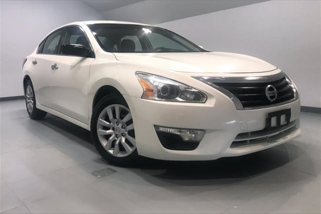 Used vehicle 2013 Nissan Altima 2.5 S Sedan for sale near you in Chantilly, VA