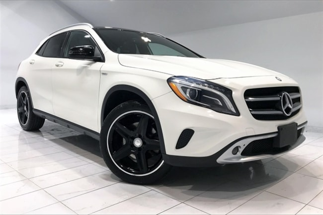 Used vehicle 2015 Mercedes-Benz GLA GLA 250 SUV for sale near you in Stafford, VA