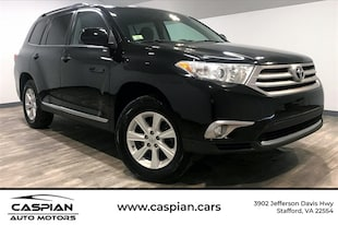 2012 Toyota Highlander Limited SUV