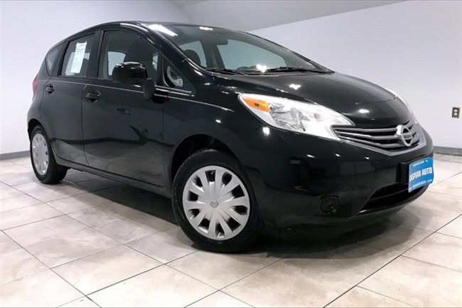 Used vehicle 2014 Nissan Versa Note S Hatchback for sale near you in Stafford, VA