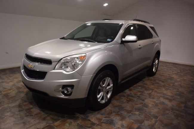 Discounted bargain used vehicles 2011 Chevrolet Equinox 2LT SUV for sale near you in Stafford, VA