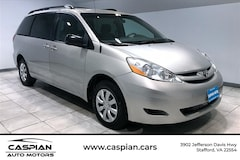 Discounted bargain used vehicles 2006 Toyota Sienna CE Minivan/Van for sale near you in Stafford, VA
