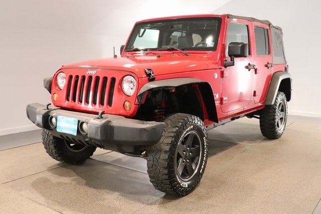 Featured used cars, trucks, and SUVs 2008 Jeep Wrangler Unlimited X SUV for sale near you in Stafford, VA