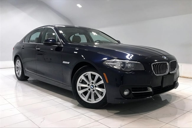 Used vehicle 2016 BMW 5 Series 528i Sedan for sale near you in Chantilly, VA
