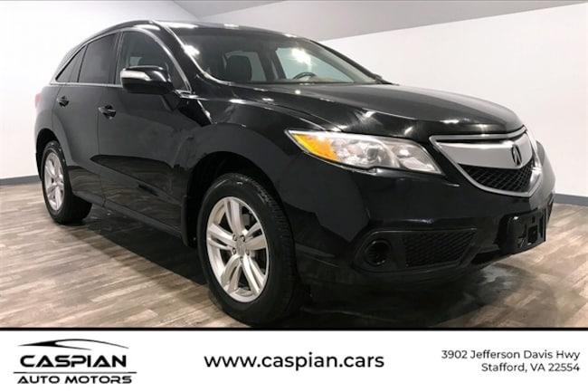 Used vehicle 2014 Acura RDX Base SUV for sale near you in Stafford, VA