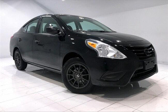 Used vehicle 2016 Nissan Versa 1.6 S Sedan for sale near you in Stafford, VA