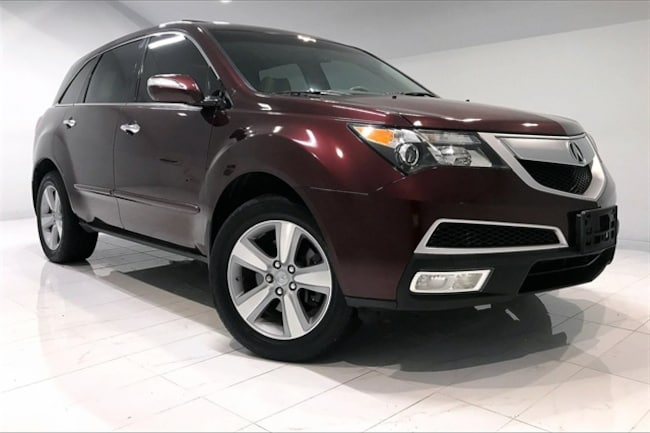 Used vehicle 2011 Acura MDX Technology SUV for sale near you in Stafford, VA