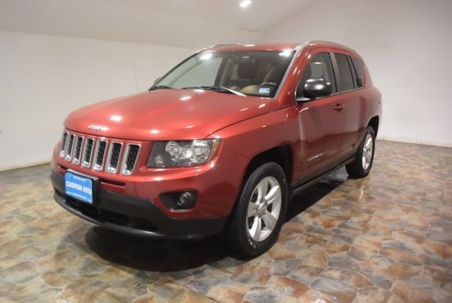 Used vehicle 2014 Jeep Compass Sport 4x4 SUV for sale near you in Stafford, VA