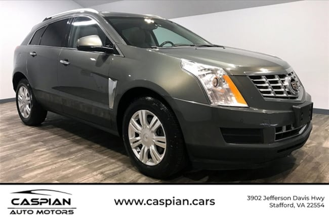 Used vehicle 2013 Cadillac SRX Luxury SUV for sale near you in Stafford, VA