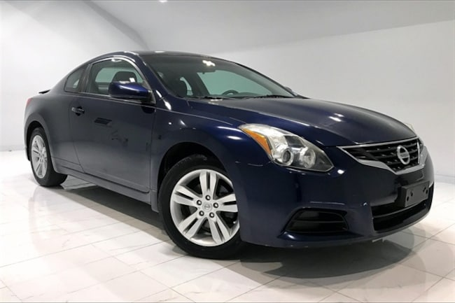 Used vehicle 2010 Nissan Altima 2.5 S Coupe for sale near you in Stafford, VA