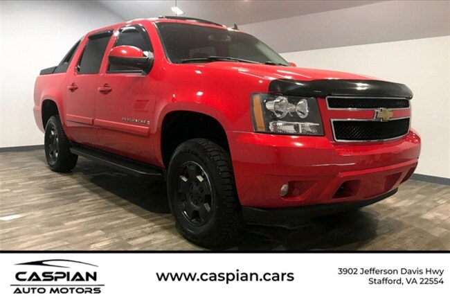 Used vehicle 2008 Chevrolet Avalanche 1500 LT Truck for sale near you in Stafford, VA