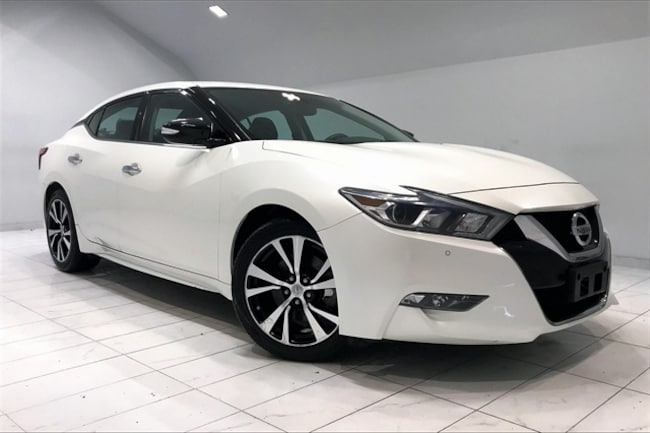 Used vehicle 2018 Nissan Maxima 3.5 SV Sedan for sale near you in Stafford, VA