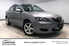 Discounted bargain used vehicles 2006 Mazda Mazda3 i Sedan for sale near you in Stafford, VA