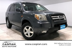 Discounted bargain used vehicles 2006 Honda Pilot EX-L SUV for sale near you in Stafford, VA