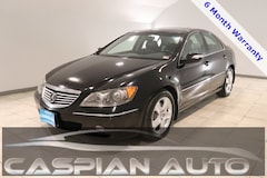 Discounted bargain used vehicles 2006 Acura RL 3.5 Sedan for sale near you in Stafford, VA