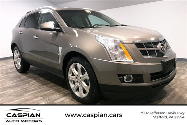 Used vehicle 2011 Cadillac SRX Performance SUV for sale near you in Stafford, VA