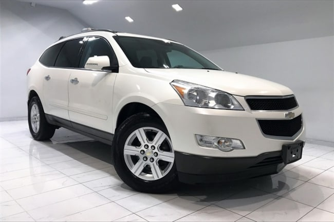 Used vehicle 2012 Chevrolet Traverse LT SUV for sale near you in Stafford, VA