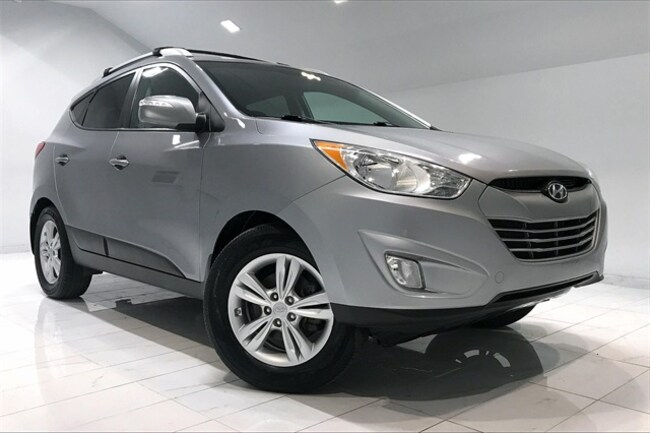 Used vehicle 2013 Hyundai Tucson GLS SUV for sale near you in Stafford, VA
