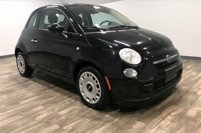 Used vehicle 2014 FIAT 500 Pop Hatchback for sale near you in Chantilly, VA