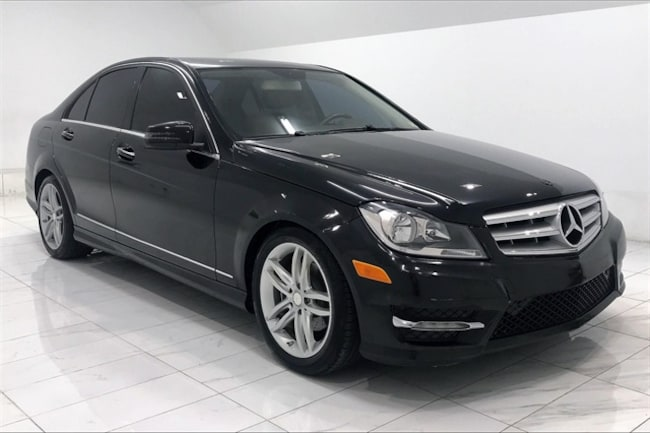 Used vehicle 2013 Mercedes-Benz C-Class C 250 Sedan for sale near you in Chantilly, VA