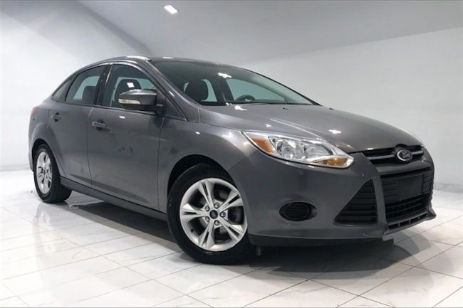 Used vehicle 2014 Ford Focus SE Sedan for sale near you in Stafford, VA