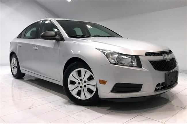 Used vehicle 2013 Chevrolet Cruze LS Sedan for sale near you in Chantilly, VA