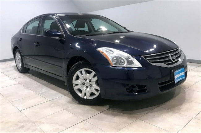 Used vehicle 2011 Nissan Altima 2.5 S Sedan for sale near you in Chantilly, VA
