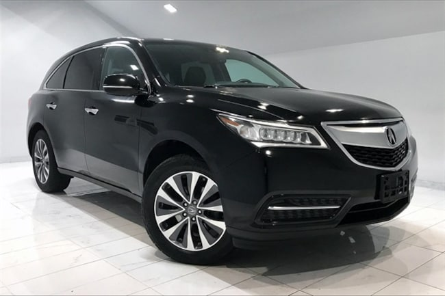 Used vehicle 2014 Acura MDX 3.5L Technology Package SUV for sale near you in Stafford, VA